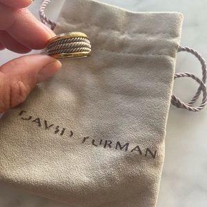 David Yurman Wheaton Band Ring